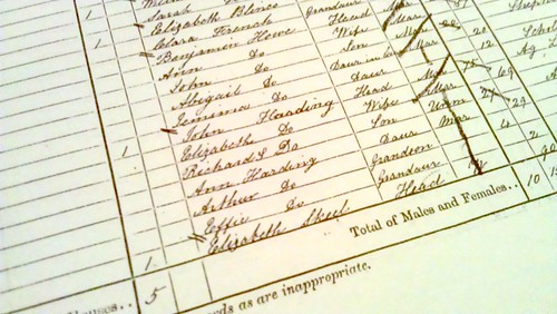 The faux-Hardings on the 1871 census