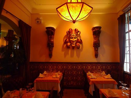 Dolce Vita Italian restaurant Manila