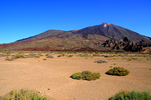 Along the roads of the Guanches - Chapter 1 - Tenerife (#1): El Teide
