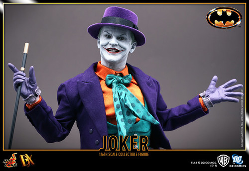 Joker | Hot Toys Batman