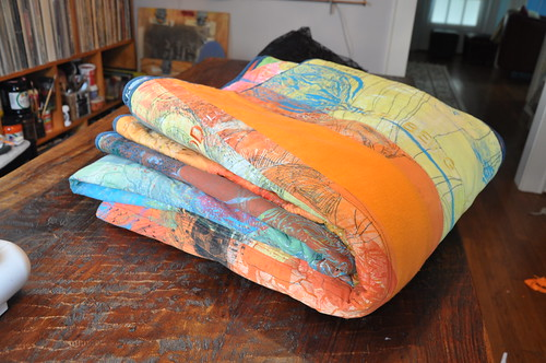 quilt - folded
