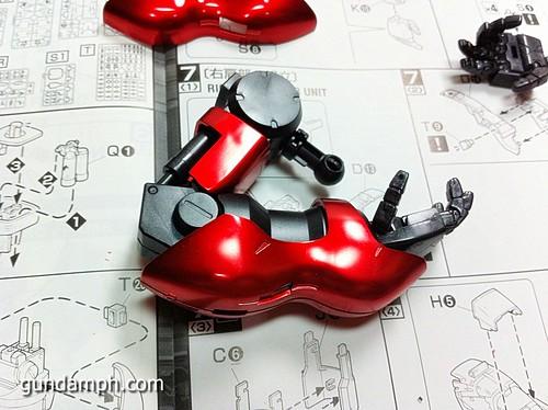 MG Sazabi Metallic Coating (Titanium-Like Finish) (31)