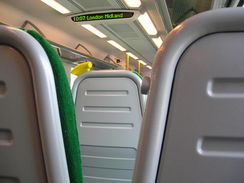 Train journey 01