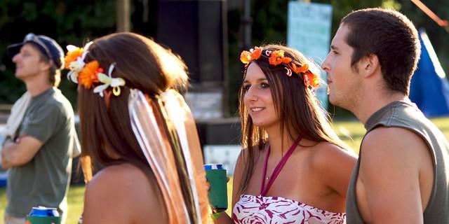 Hippy Girls