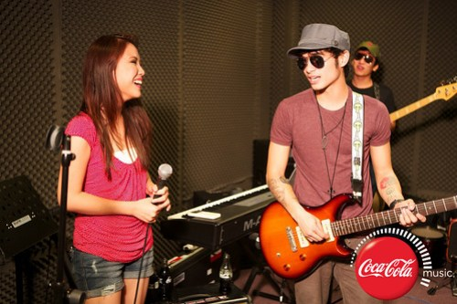 Callalily and Kiss Jane - Coke Music Studio - 3