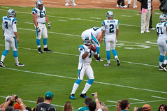 Miami Dolphins vs. Carlolina Panthers Preseaso...