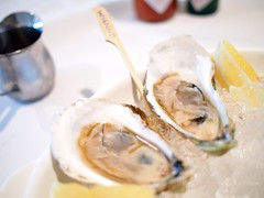 Wianno Oysters, Luke's Oyster Bar & Chop House, Gemmill Lane off Club Street, Singapore