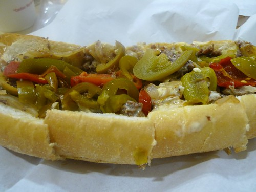 The Cheese Steak Shop