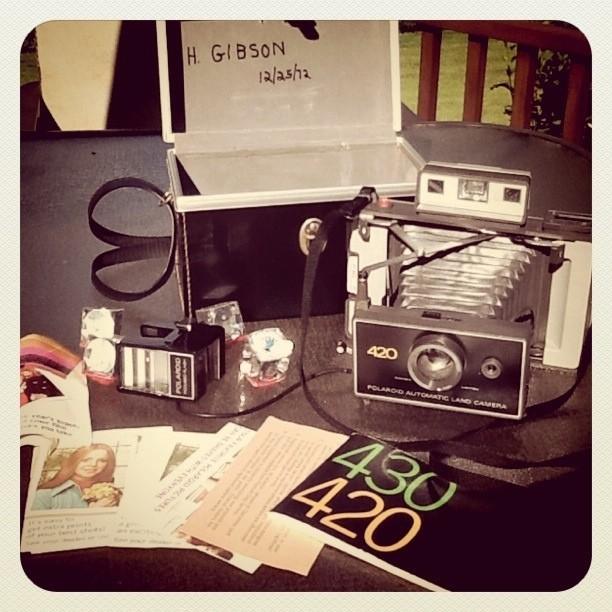 Polaroid fun