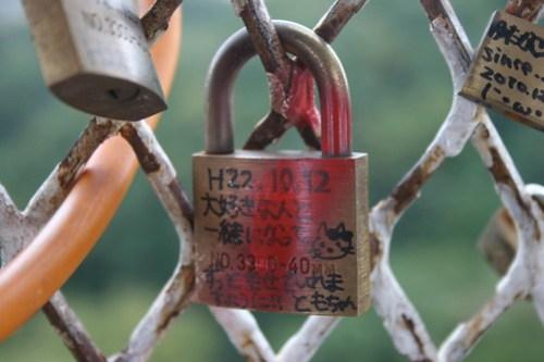 Hello Kitty lock
