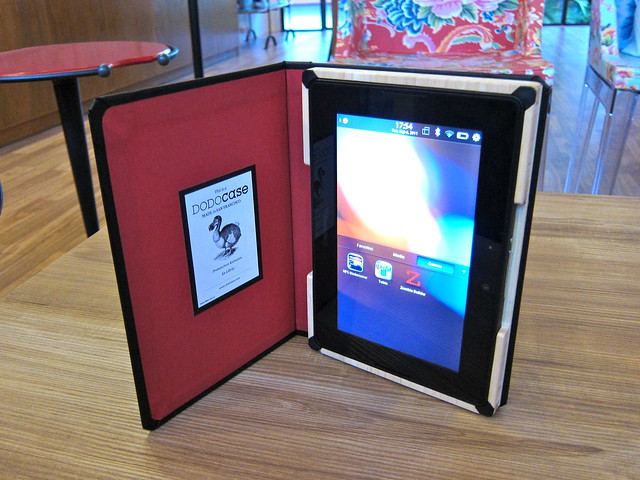 Dododcase for BlackBerry Playbook