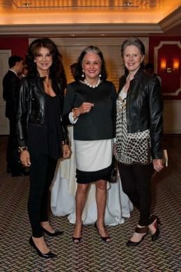 Lonna Wais, Diane Kelly, Meriwether McGettigan