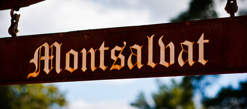 Montsalvat by Matt Hovey (on hiatus. back soon!)