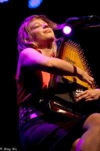 Basia Bulat @ Ottawa Folk Festival 2011