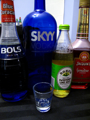 Extreme Weather Drink Night