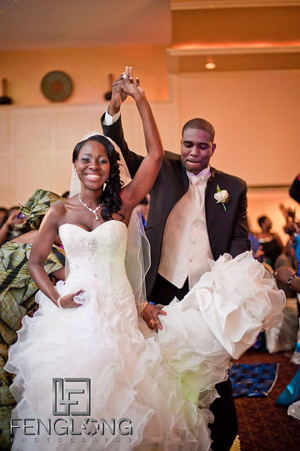 Rita + Andre Wedding | New Beginning Full Gospel Baptist Church & Occasions Event Center | Atlanta Wedding Photographer