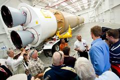 Mars Science Laboratory - Atlas V First Stage ...