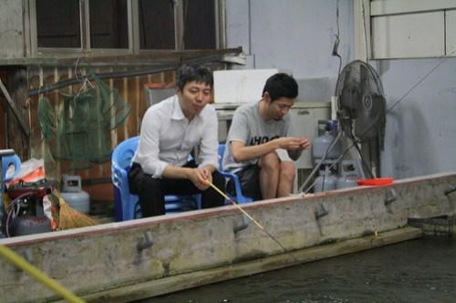 [台湾2.5] あんまり釣れないTAKAを励ます。