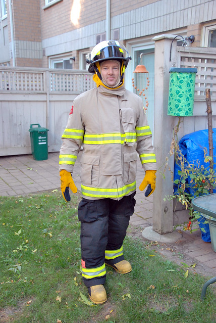 my husband the firefighter