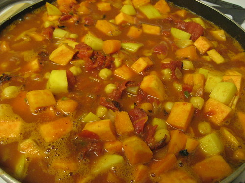 veggie hot tub