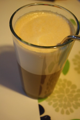 Godiva French Vanilla Iced Coffee smoothie