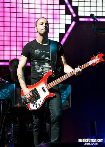 Muse @ Kanrocksas 2011