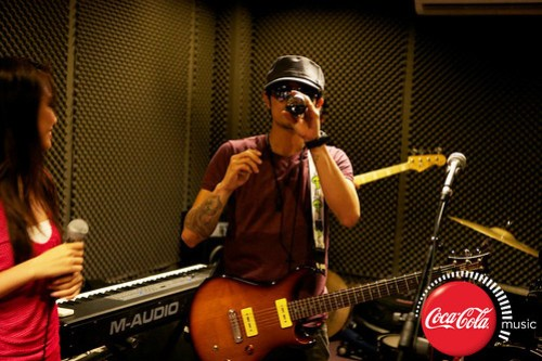 Callalily and Kiss Jane - Coke Music Studio - 4