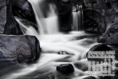 September 2011 Desktop Calendar