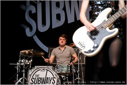 Josh Morgan & Charlotte Cooper / The Subways
