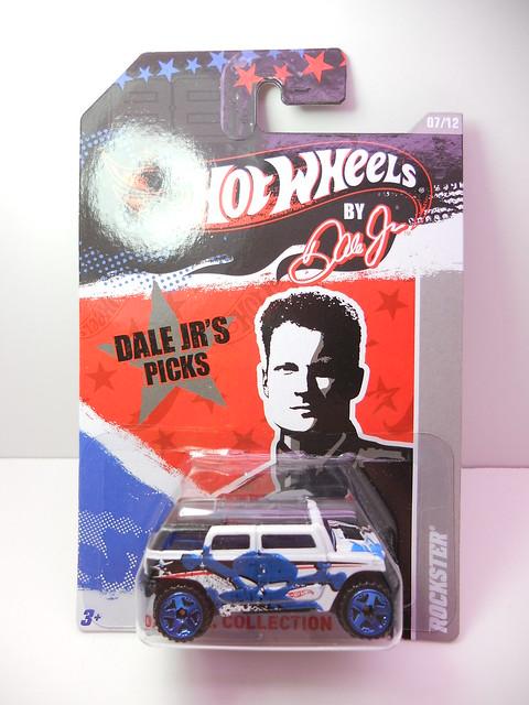 hot wheels by dale jr rockster (1)