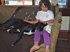 Shoshanna loves Daisy. Daisy loves Shoshanna.