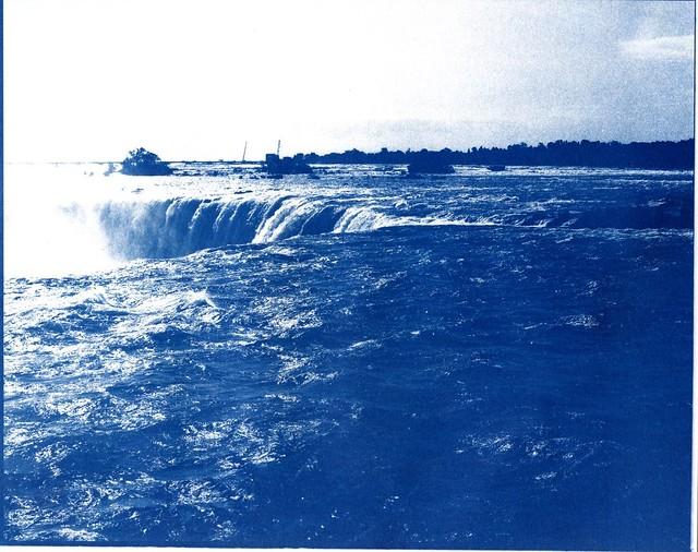 Niagara Falls, Table Rock