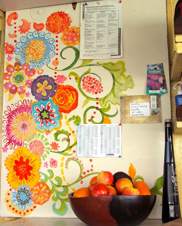 kitchen pinboard-2