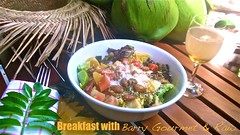 Breakfast with Barry Gourmet & amp; Raw