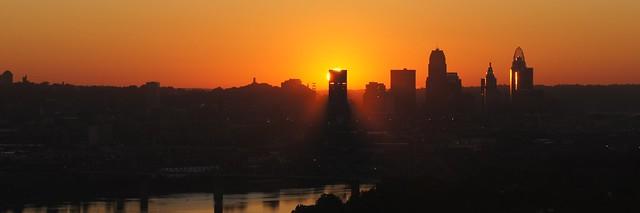 Cincinnati Sunrise 2