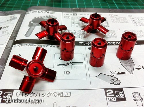 MG Sazabi Metallic Coating (Titanium-Like Finish) (22)