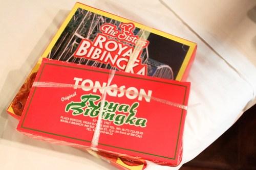 The Sisters and Tongson Royal Bibingka