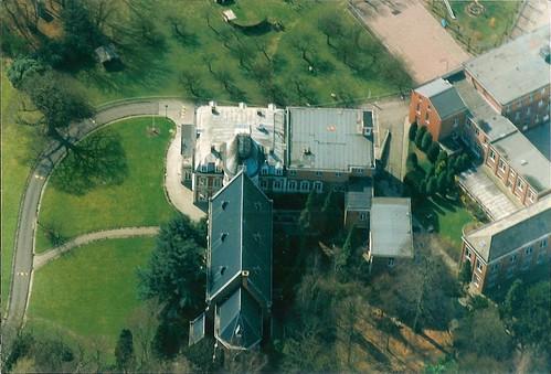 luchtfoto kapel-klooster (1)