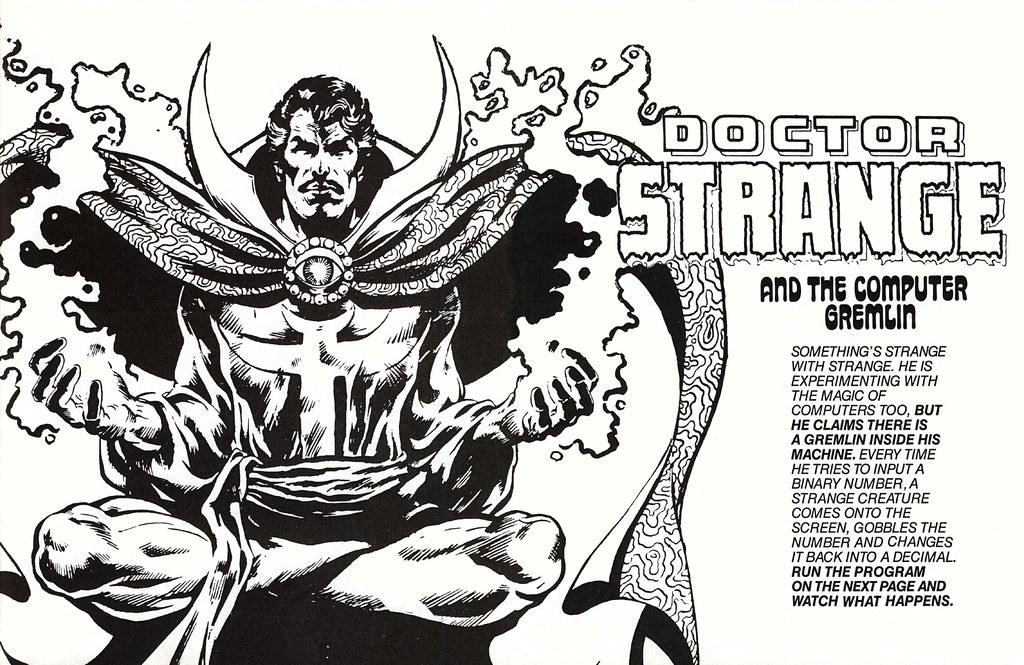 Doc Strange