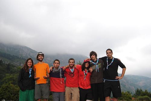 Monitors Castellar de n'Hug 2011