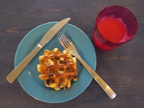 Breakfast, August 17th
