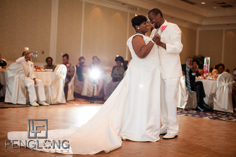 Cherice & Chris' Wedding | Villa Christina | Atlanta Wedding Photographer