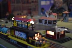 Toy Train Set 082