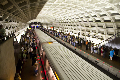 2011 08 23 - 1626 - Washington DC - McPherson Sq Metro Station