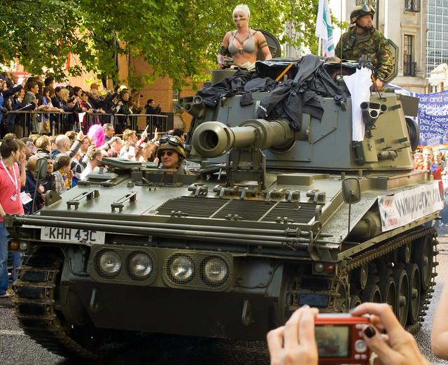 Manchester Pride Parade 2011