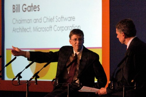 Engage 2005: Bill Gates delivers keynote speech to UK advertiser