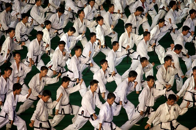 Arirang Mass Games - North Korea