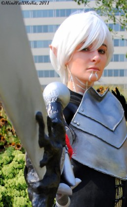 Dragon Age Fenris Cosplay