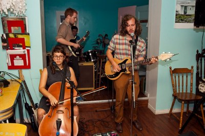 Adam & The Amethysts @ Raw Sugar Cafe