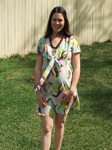 Mariposa Dress 2
